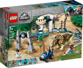 LEGO Jurassic World - Triceratops-Randale (75937)