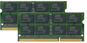 Mushkin Essentials SO-DIMM Kit 4GB, DDR3-1066, CL7-7-7-20 (996643)