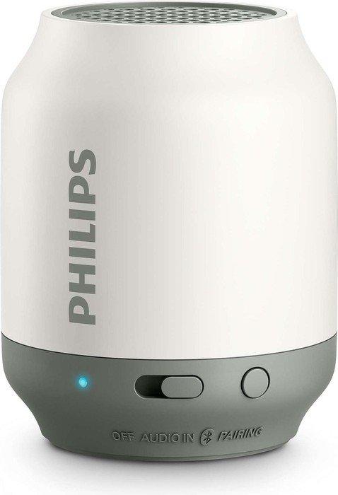 Philips BT50W weiß/grau (BT50W/00)