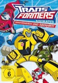 Transformers Animated - Pilotfilm
