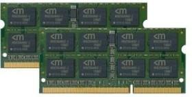 Mushkin Essentials SO-DIMM Kit 8GB, DDR3-1066, CL7-7-7-20 (996644)