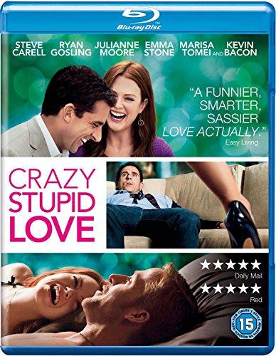 Crazy, Stupid, Love (Blu-ray) (UK) -- przez Amazon Partnerprogramm
