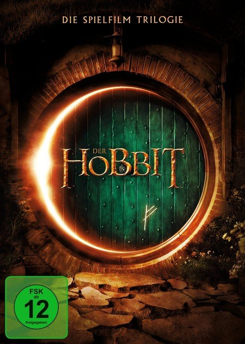 Der Hobbit Box (Filme  1-3)