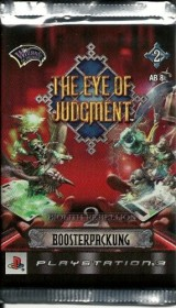 The Eye of Judgment - Biolith Rebellion 2 (Booster Pack) (PS3)