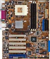 ASUS A7V8X, KT400 (various variants) (PC-2700 DDR)