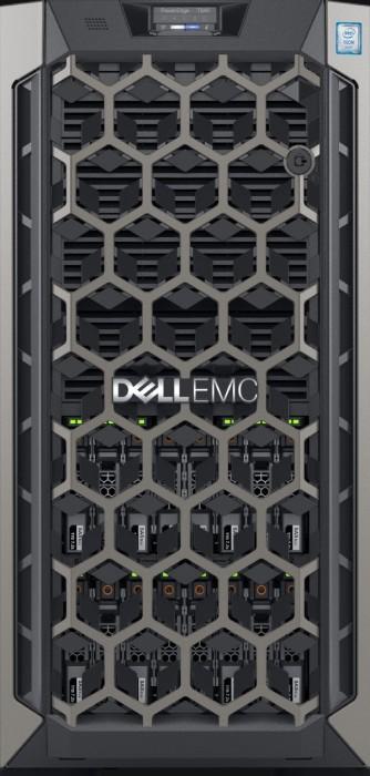 """Dell PowerEdge T640, 1x Xeon Silver 4110, 16GB RAM, 600GB HDD, 16x 2.5"""" (F0DYP)"""