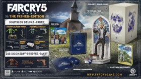Far Cry 5 - The Father Edition (PS4)