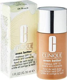 Clinique Even Better Makeup Broad Spectrum Foundation Nutty SPF15, 30ml