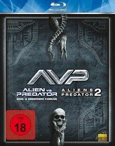 Alien vs. Predator/Aliens vs. Predator 2 (Blu-ray)