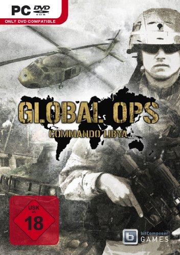 Global Ops: Commando Libya (deutsch) (PC) -- via Amazon Partnerprogramm