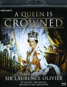 A Queen is Crowned (Blu-ray) (UK)
