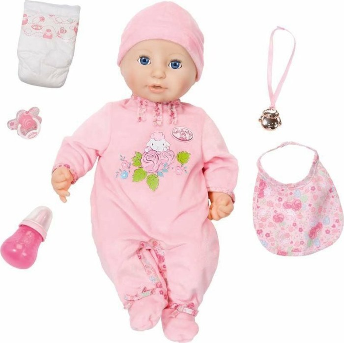 Zapf creation BABY Annabell Puppe (794401) -- via Amazon Partnerprogramm