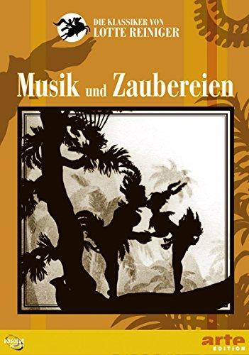 Lotte Reiniger - Musik und Zaubereien -- via Amazon Partnerprogramm