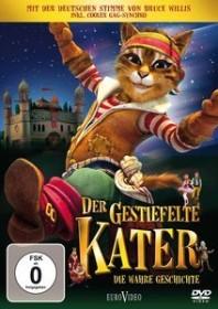 Der gestiefelte Kater - Die wahre Geschichte (DVD)
