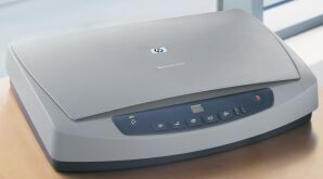 HP ScanJet 4500C (C9917A)
