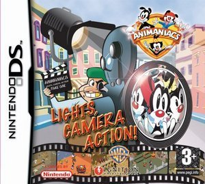 Animaniacs: Lights, Camera, Action (deutsch) (DS)