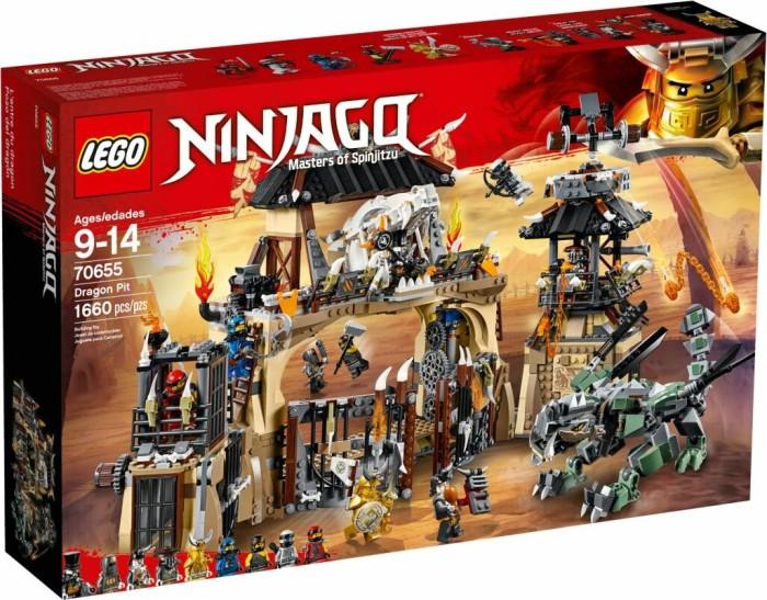 LEGO Ninjago - Drachengrube (70655)