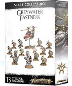 Games Workshop Warhammer Age of Sigmar - Cities of Sigmar - Start Collecting! Greywater Fastness (99120205037)