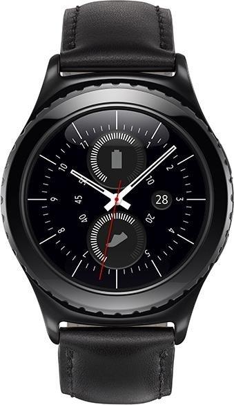 Samsung Gear S2 Classic R7320 schwarz