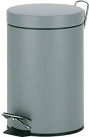 Kela matte 3l garbage can light grey (21886)