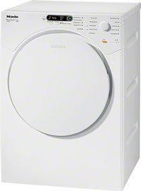 Miele T7000A HomeCare XL exhaust dryer