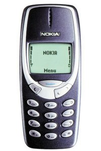 Nokia 3310, Vodafone D2 (various contracts)