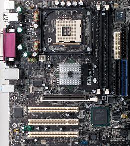 AOpen MX4SG-N, i865G (dual PC-3200 DDR)