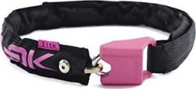 Hiplok Lite Kettenschloss, Schlüssel schwarz/rosa (LT1BP)