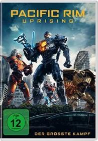 Pacific Rim 2: Uprising (DVD)