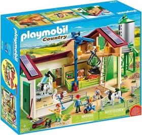 playmobil Country - Großer Bauernhof mit Silo (70132)
