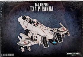 Games Workshop Warhammer 40.000 - T'au-Empire - TX4 Piranha (99120113042)