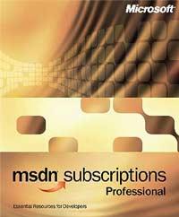 Microsoft MSDN 7.0 Professional - 1 year (English) (388-01896)