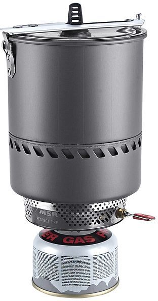 MSR Reactor gas cooker 1.7l -- © globetrotter.de