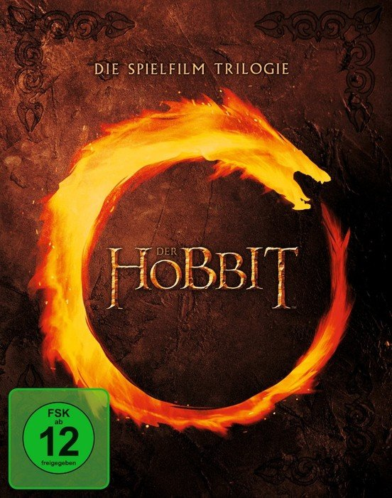 Der Hobbit Box (Filme 1-3) (Blu-ray)