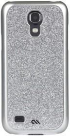 Case-Mate Glimmer Case für Samsung Galaxy S4 Mini silber (CM028827)