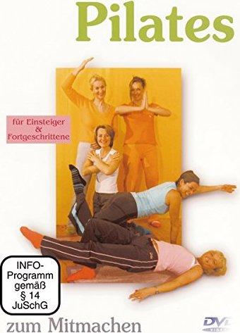 Pilates: Zum Mitmachen -- via Amazon Partnerprogramm