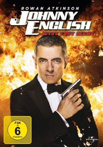 Johnny English - Jetzt only recht -- via Amazon Partnerprogramm