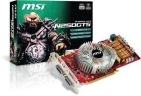 MSI N250GTS-2D512-OC, GeForce GTS 250, 512MB DDR3, 2x DVI (V154-006R)