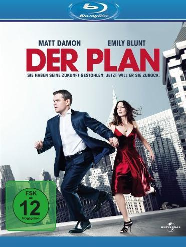 Der Plan (Blu-ray) -- via Amazon Partnerprogramm