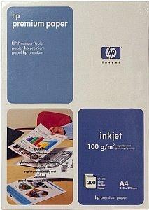 HP 51634Z Premium Inkjetpapier matt A4, 100g, 200 Blatt