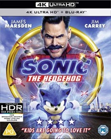 Sonic the Hedgehog (4K Ultra HD) (UK)