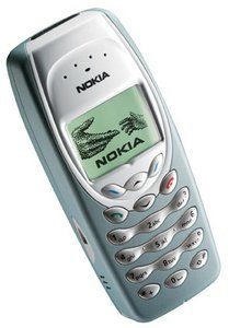 Vodafone D2 Nokia 3410 (various contracts)
