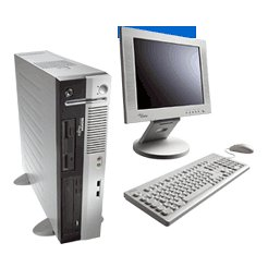 Fujitsu Scenic E600, Pentium 4 3.00GHz