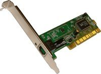 Corega PCI-TXM, 1x 100Base-TX, PCI