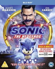 Sonic the Hedgehog (Blu-ray) (UK)