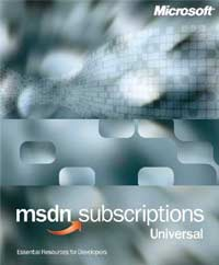 Microsoft: MSDN 7.0 uniwersalny aktualizacja - 1 rok (angielski) (PC) (534-02130)