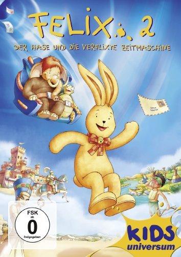 Felix 2 - Der Hase und die verflixte Zeitmaschine -- via Amazon Partnerprogramm