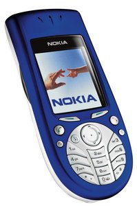 Vodafone D2 Nokia 3660 (various contracts)