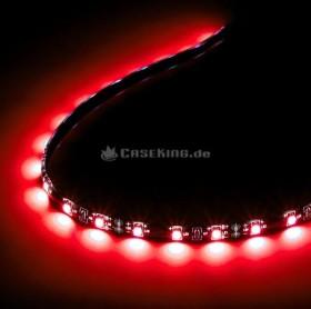 Lamptron FlexLight Pro, rot, 24 LEDs, LED-Streifen (LAMP-LEDPR2402)