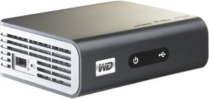 Western Digital TV HD Live Media Player (WDBAAP0000NBK)